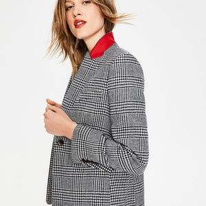NWOT Boden Bath British Tweed Blazer